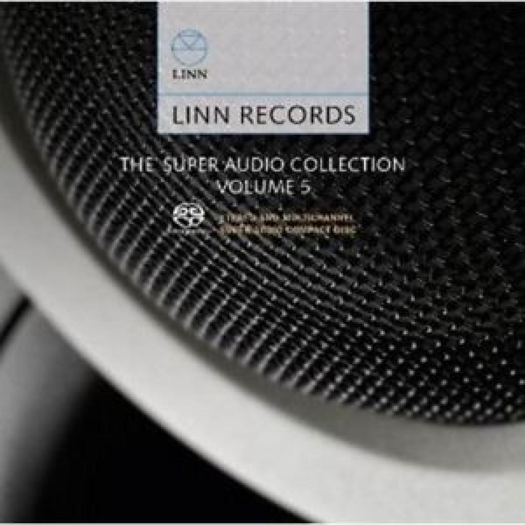 Hybrid SACD SACD Sampler Vol. 5, Linn, 2011