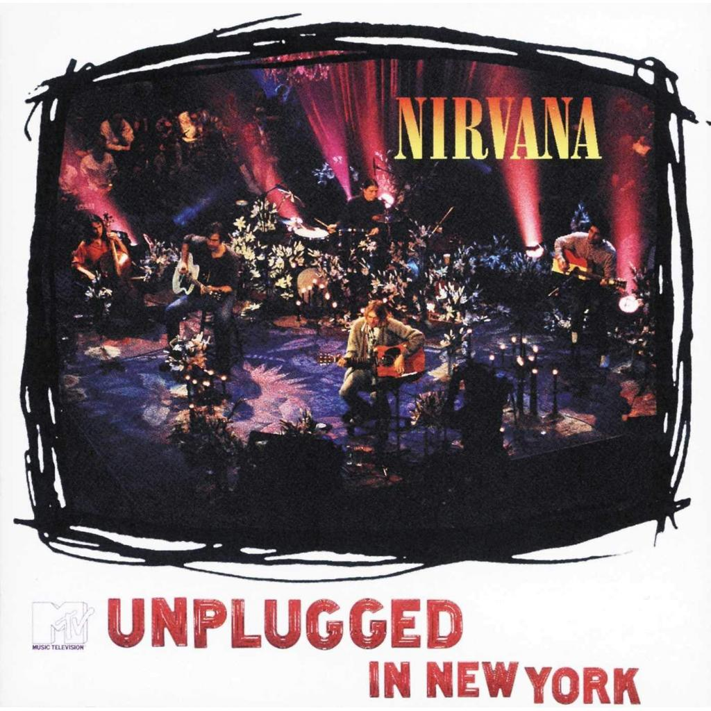 Vinyl Nirvana - MTV Unplugged In New York, Universal, 2001