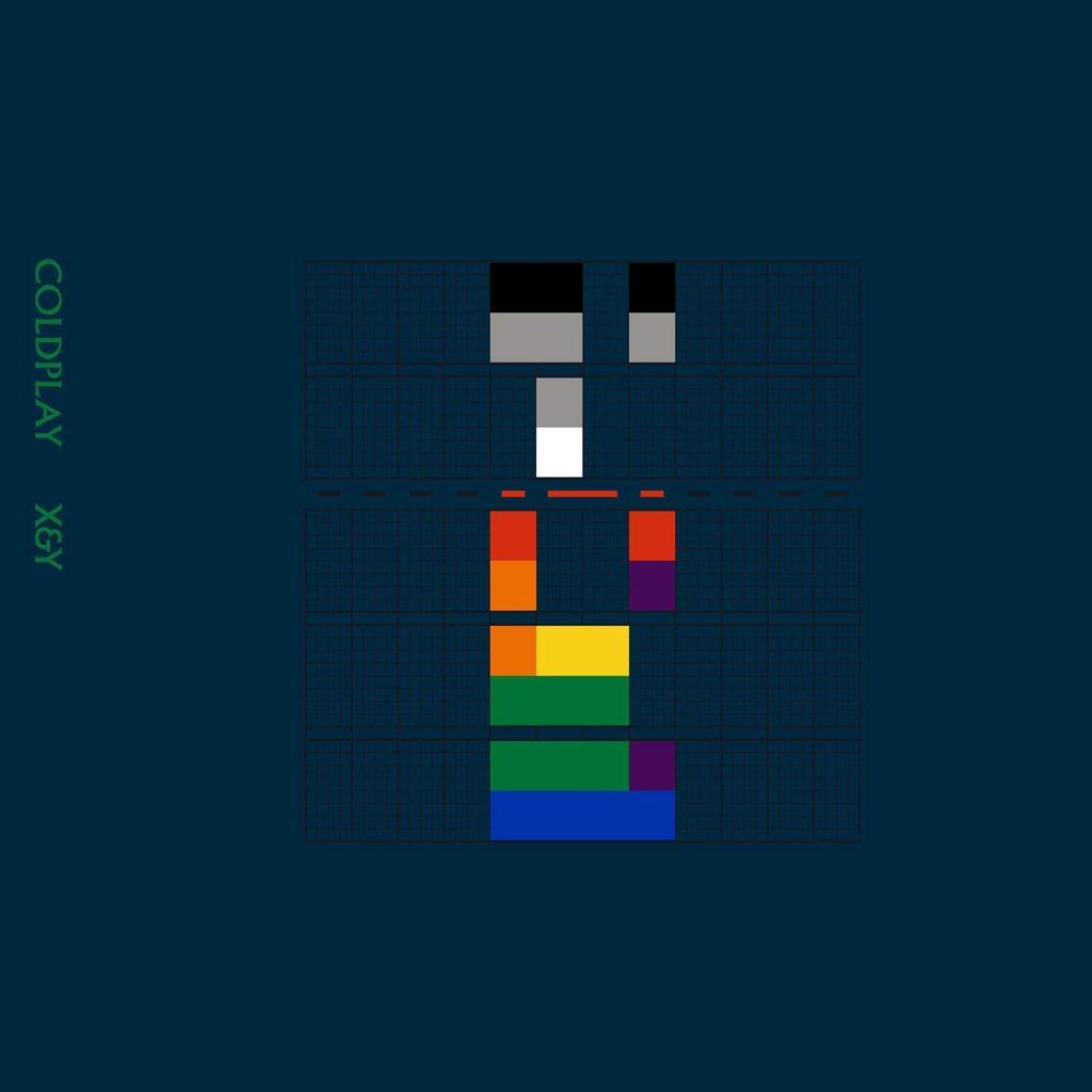 Vinyl Coldplay - X & Y, EMI, 1990, 2LP, HQ