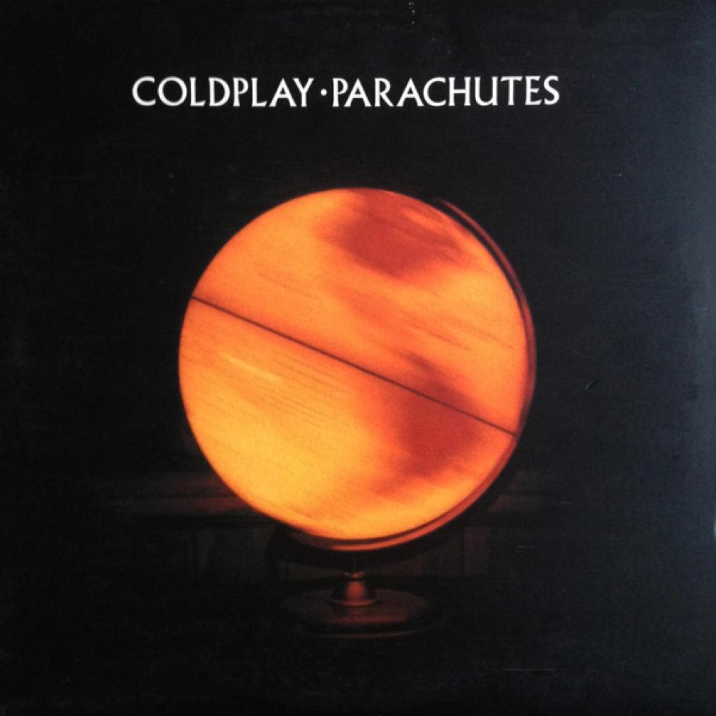 Vinyl Coldplay - Parachutes, Parlophone, 2000