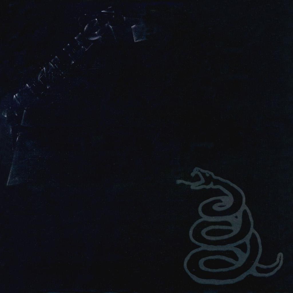 Vinyl Metallica - Metallica, Mercury, 2015, 2LP, 180g
