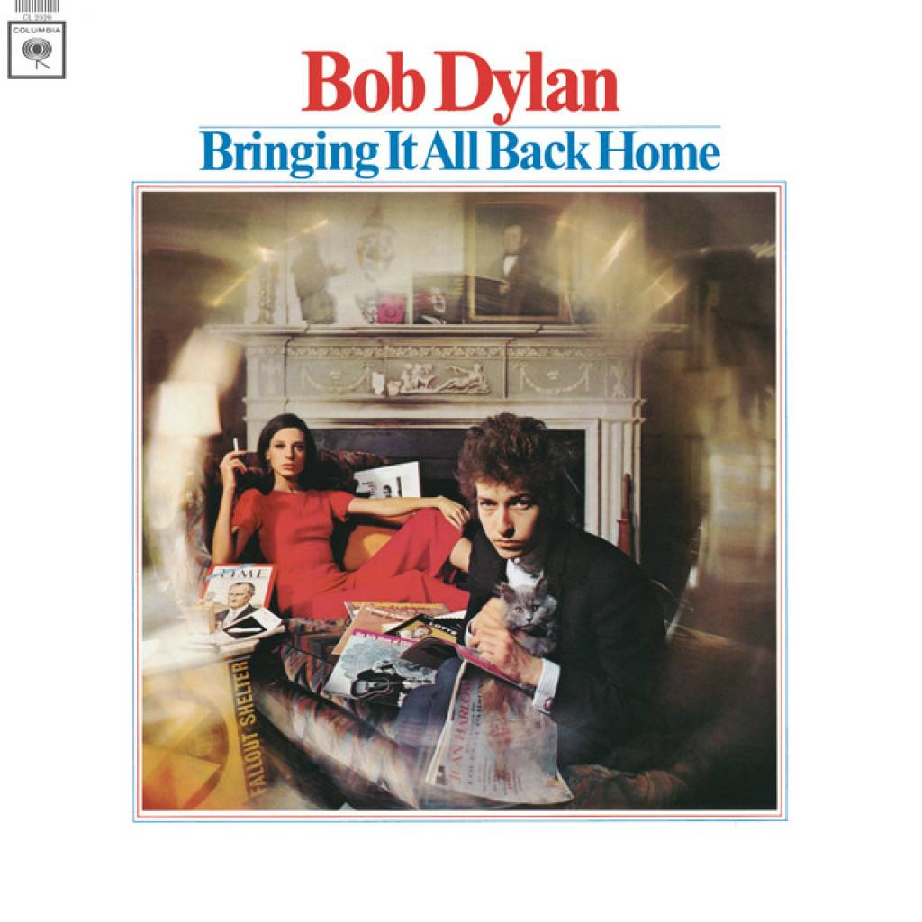 Vinyl Bob Dylan - Bringing It All Back Home, Columbia, 2015