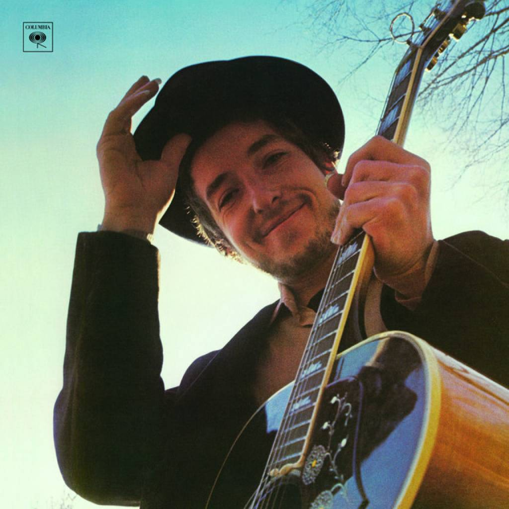 Vinyl Bob Dylan - Nashville Skyline, Columbia, 2015
