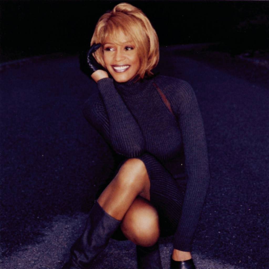 CD Whitney Houston - My Love Is Your Love, Arista, 2006