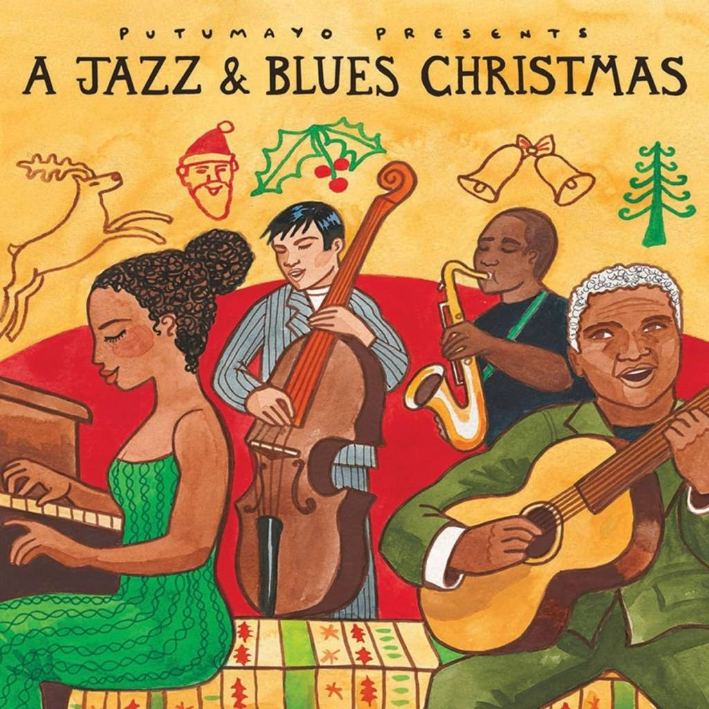 CD A Jazz & Blues Christmas, Putumayo World Music, 2015