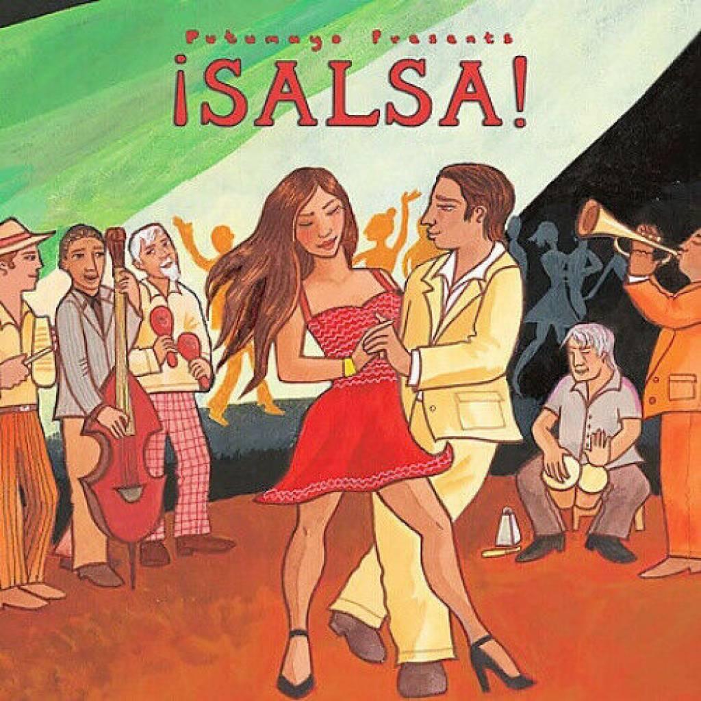 CD Salsa, Putumayo World Music, 2015