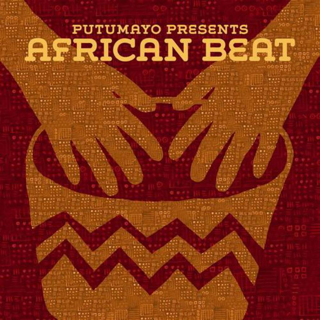 CD African Beat, Putumayo World Music, 2016
