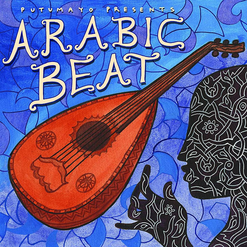 CD Arabic Beat, Putumayo World Music, 2015