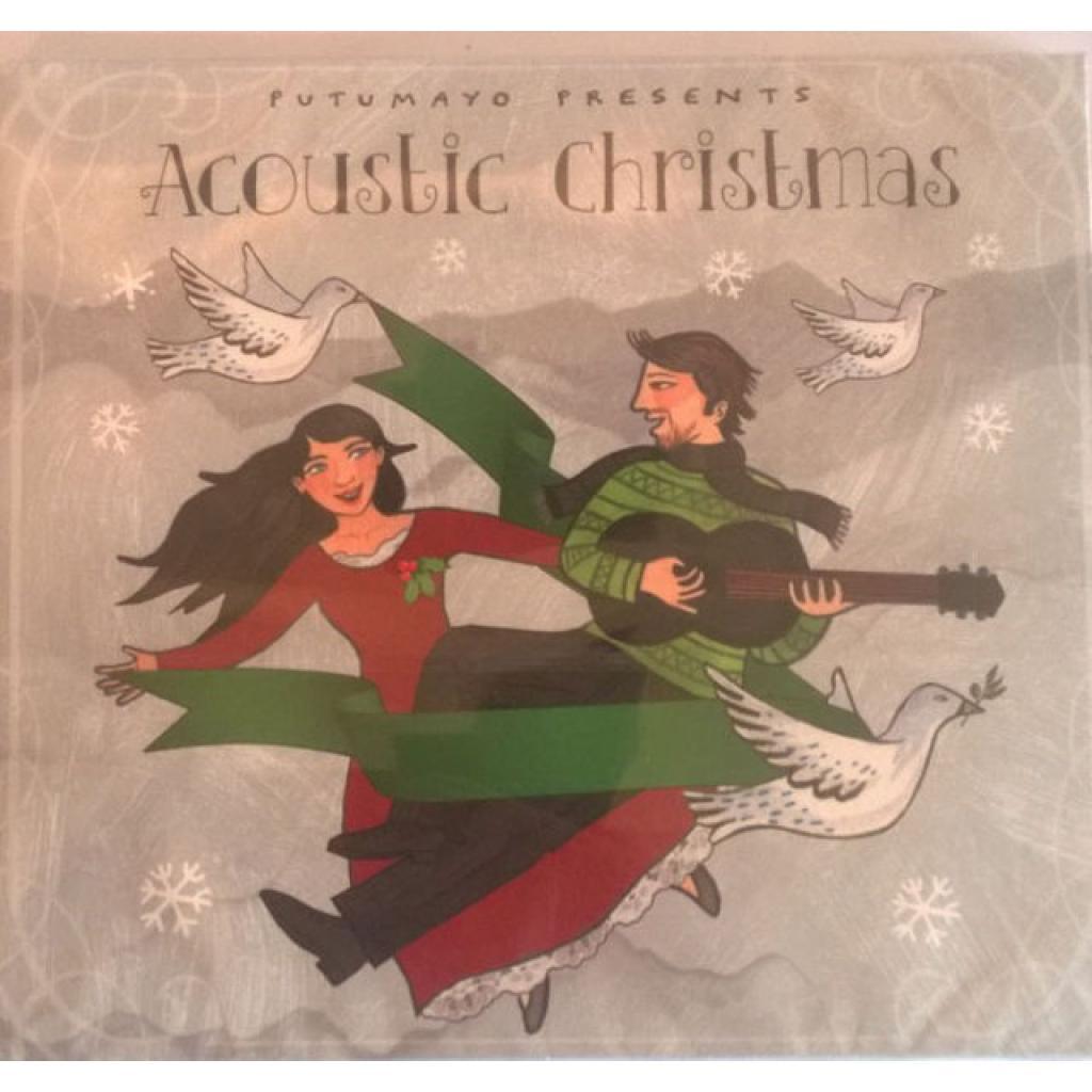CD Acoustic Christmas, Putumayo World Music, 2015