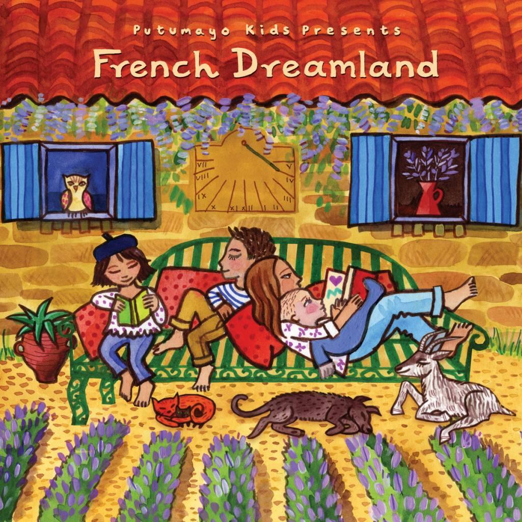 CD French Dreamland, Putumayo World Music, 2015