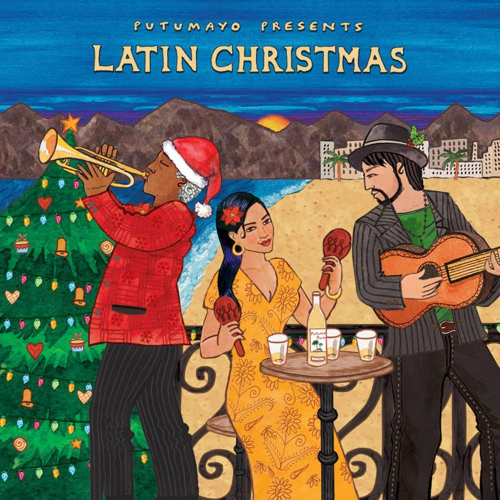 CD Latin Christmas, Putumayo World Music, 2018