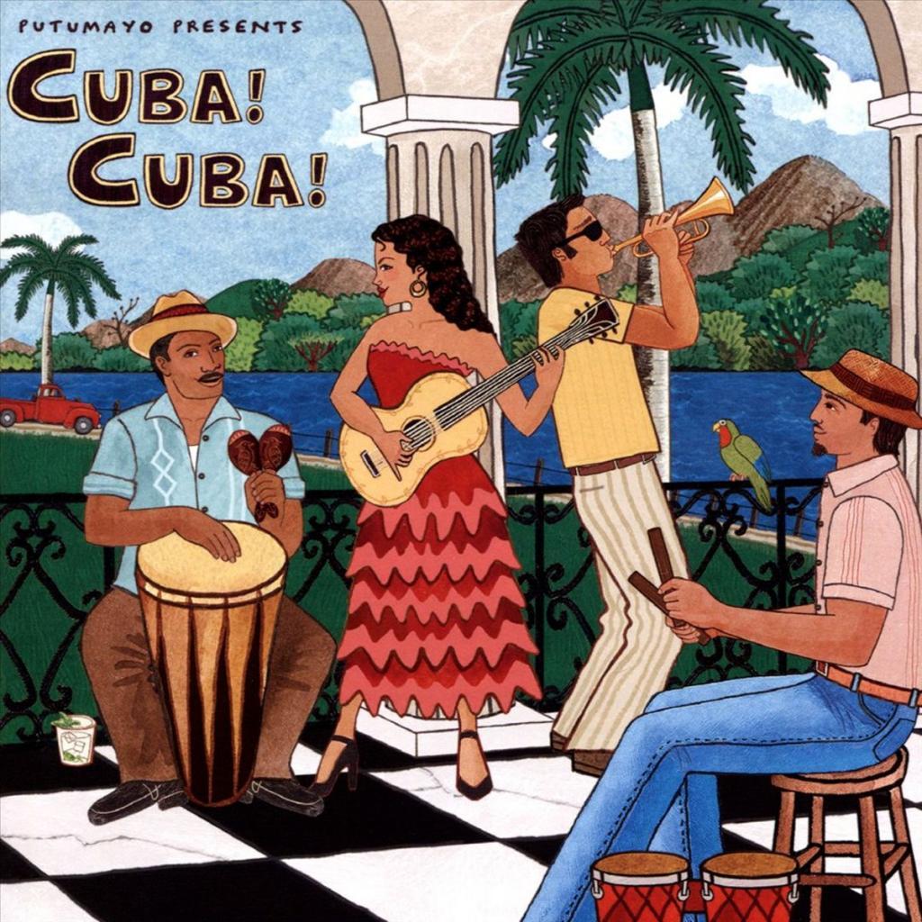 CD Cuba! Cuba!, Putumayo World Music, 2017