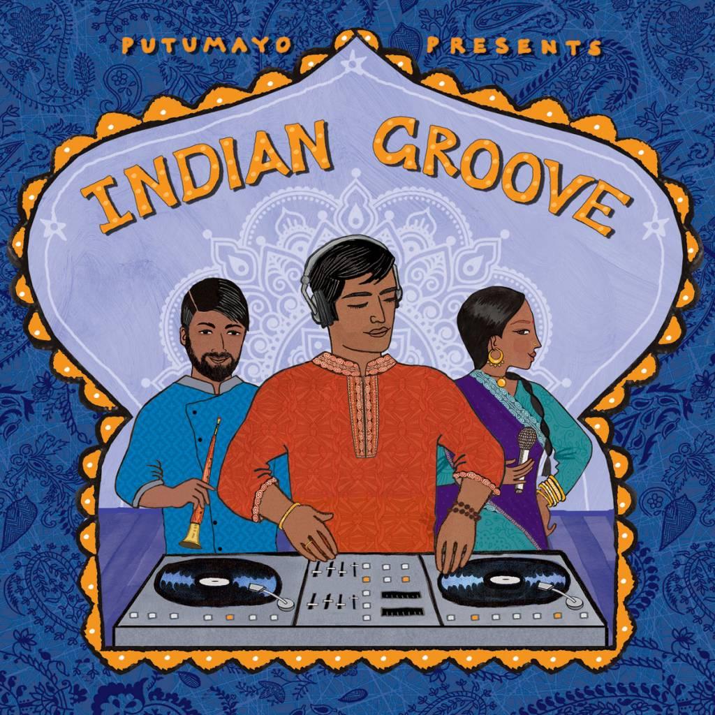 CD Indian Groove, Putumayo World Music, 2017