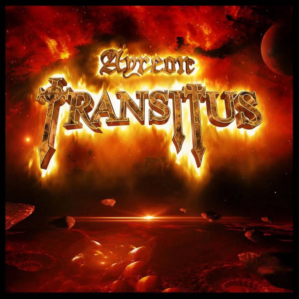 Vinyl Ayreon – Transitus, Music Theories Recordings, 2020, 2LP, Limitovaná edícia, Červený vinyl, 28 stranový komix
