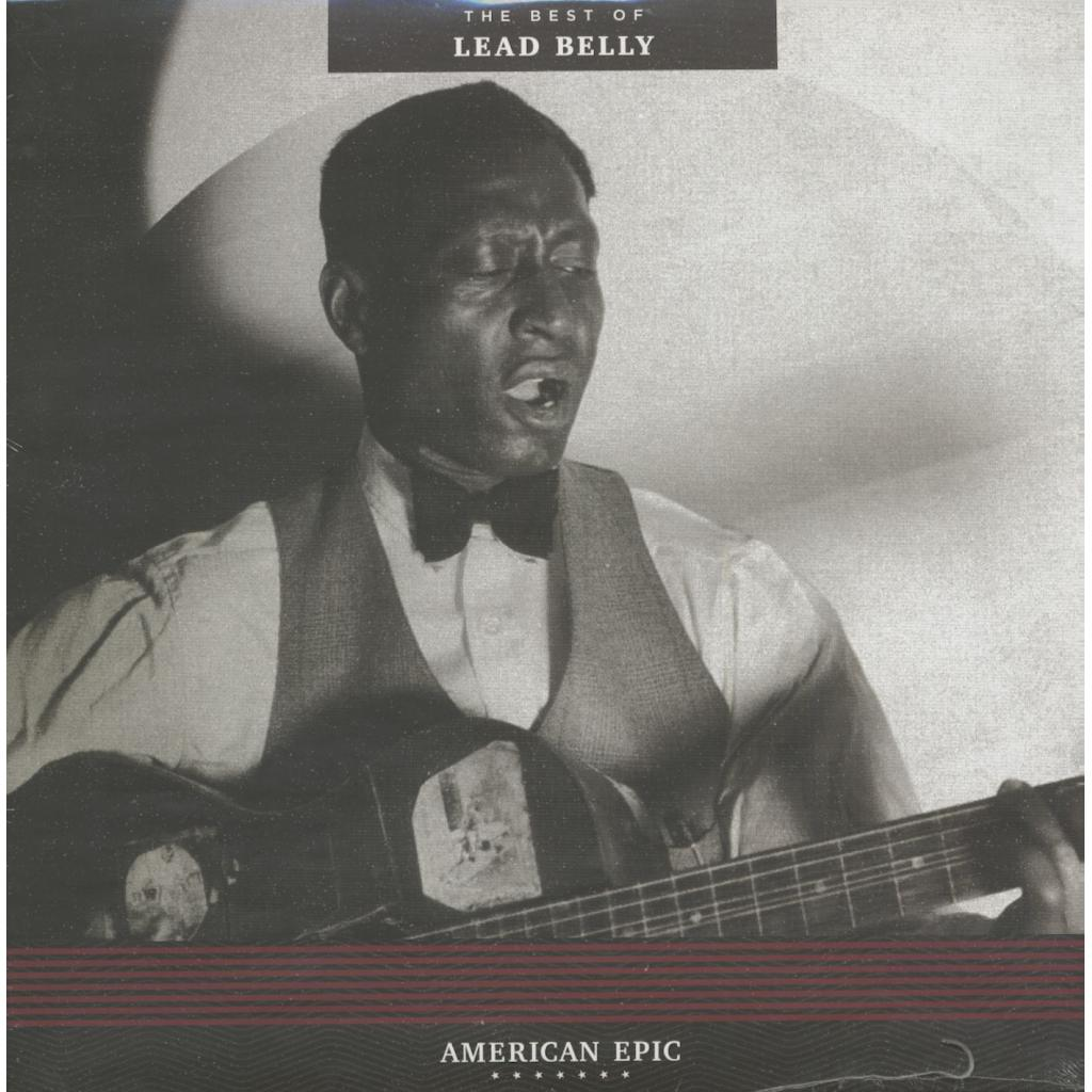 Vinyl Lead Belly – the Best of Lead Belly, Third Man, 2017, 180g, HQ