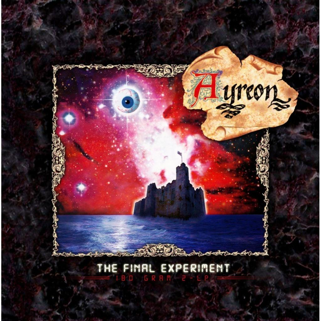Vinyl Ayreon – Final Experiment, Music Theories Recordings, 2016, 2LP, 180g, HQ