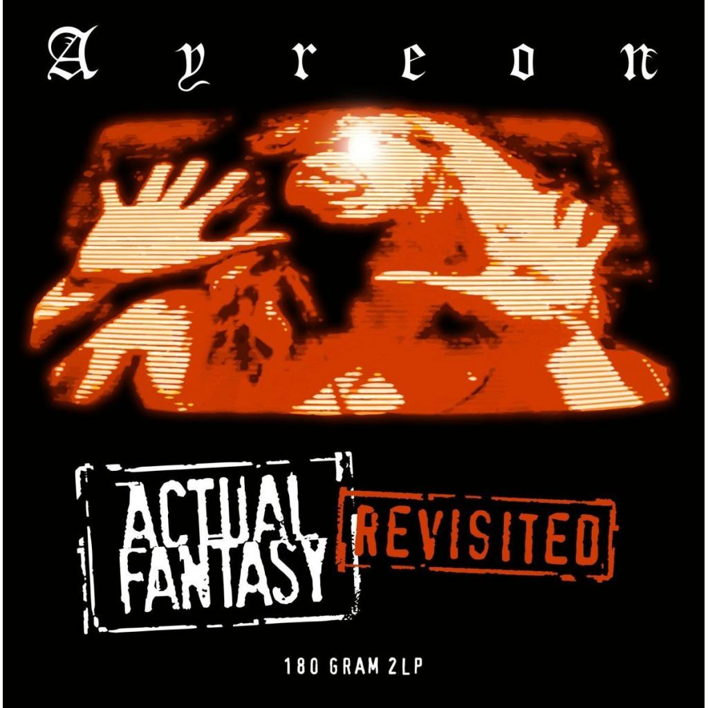 Vinyl Ayeron - Actual Fantasy Revisited, Music Theories Recordings, 2016, 2LP, 180g