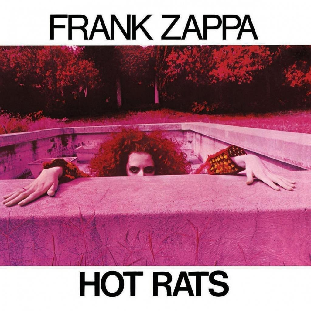 Vinyl Frank Zappa - Hot Rats, Universal, 2016
