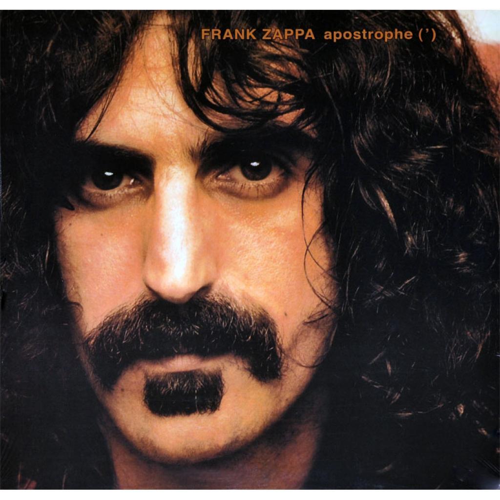Vinyl Frank Zappa - Apostrophe, Zappa, 2018, USA