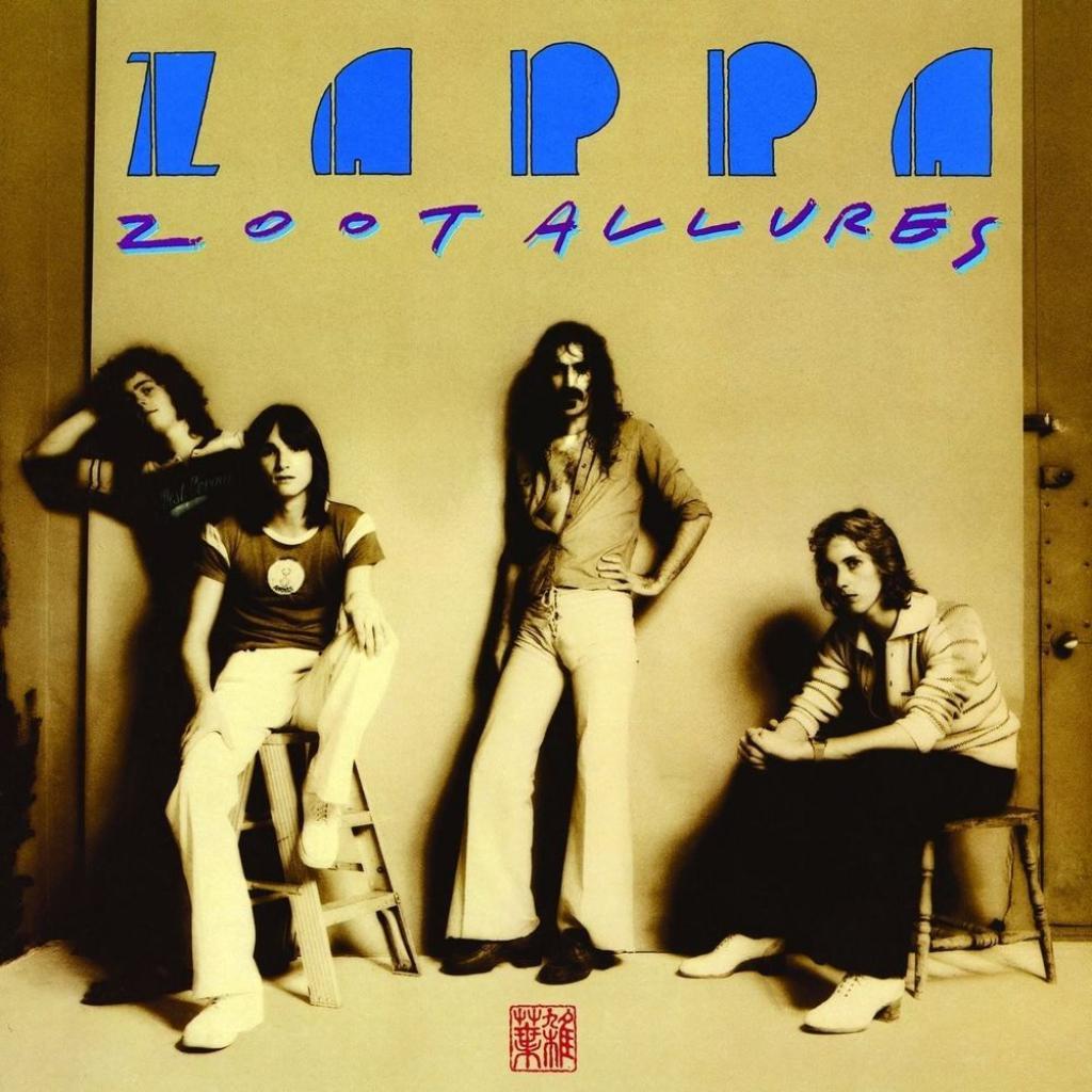 Vinyl Frank Zappa - Zoot Allures, Universal, 2017