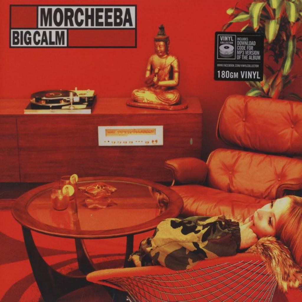 Vinyl Morcheeba - Big Calm, Pig, 2019
