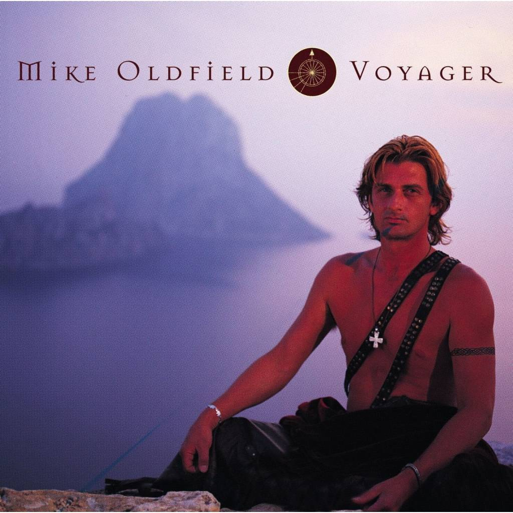 Vinyl Mike Oldfield - Voyager, Wea, 2015