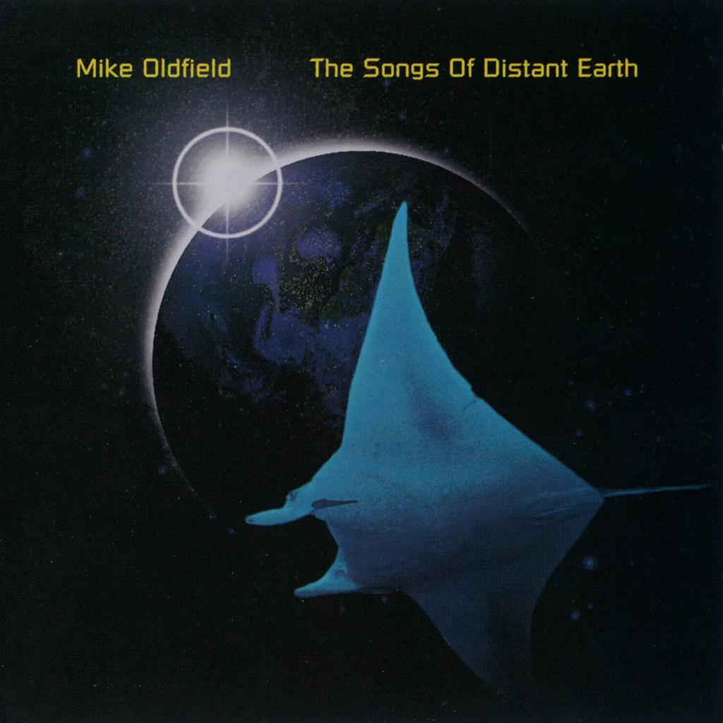 Vinyl Mike Oldfield - The Songs Of Distant Earth, Wea, 2015