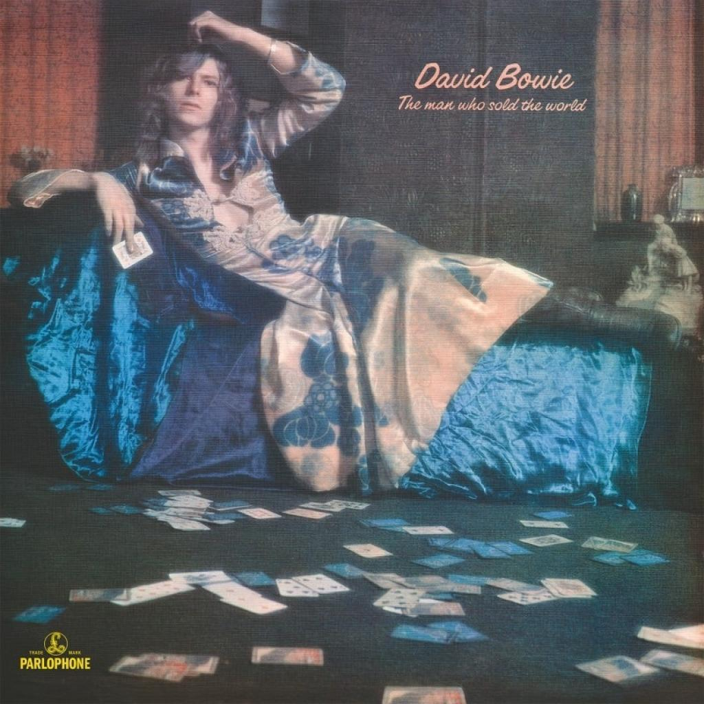Vinyl David Bowie - Man Who Sold the World, Pig, 2016