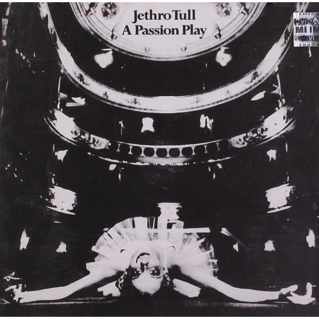 Vinyl Jethro Tull - A Passion Play, Pig, 2014, 180g, HQ