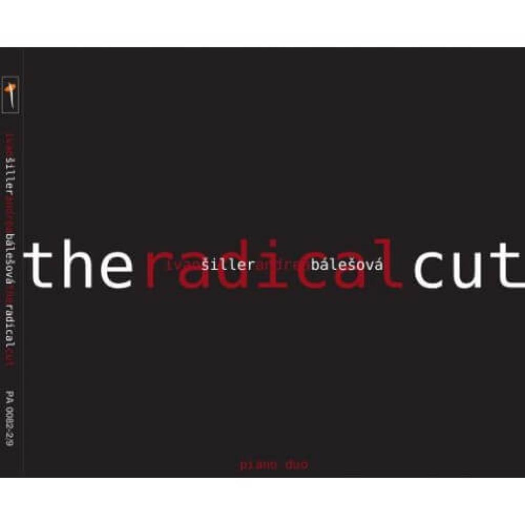 CD/DVD Audio 5 kanál Radical Cut – Piano Duo