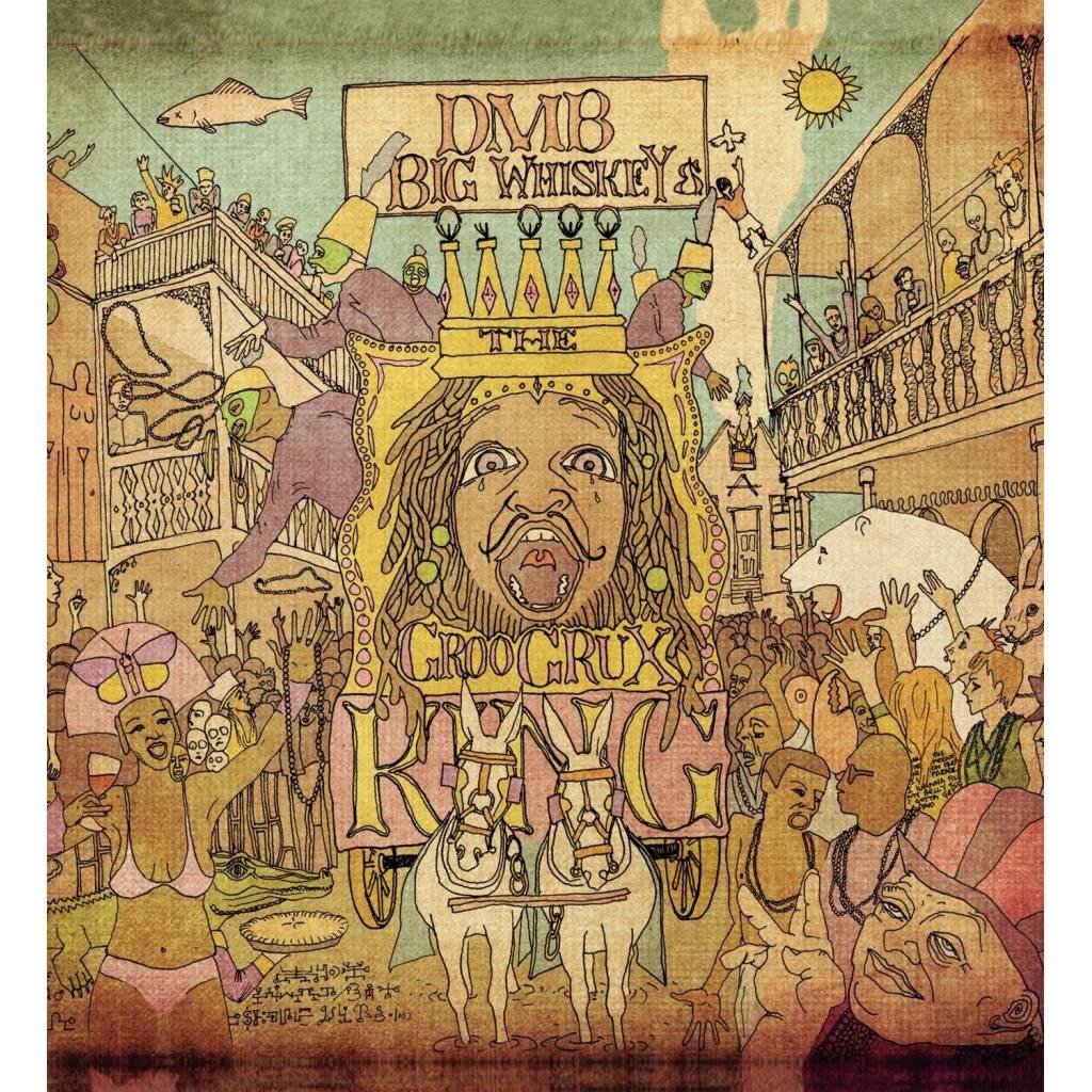 Vinyl Dave Matthews Band – Big Whiskey and the Groogrux Ring, RCA, 2009, 2LP, USA vydanie