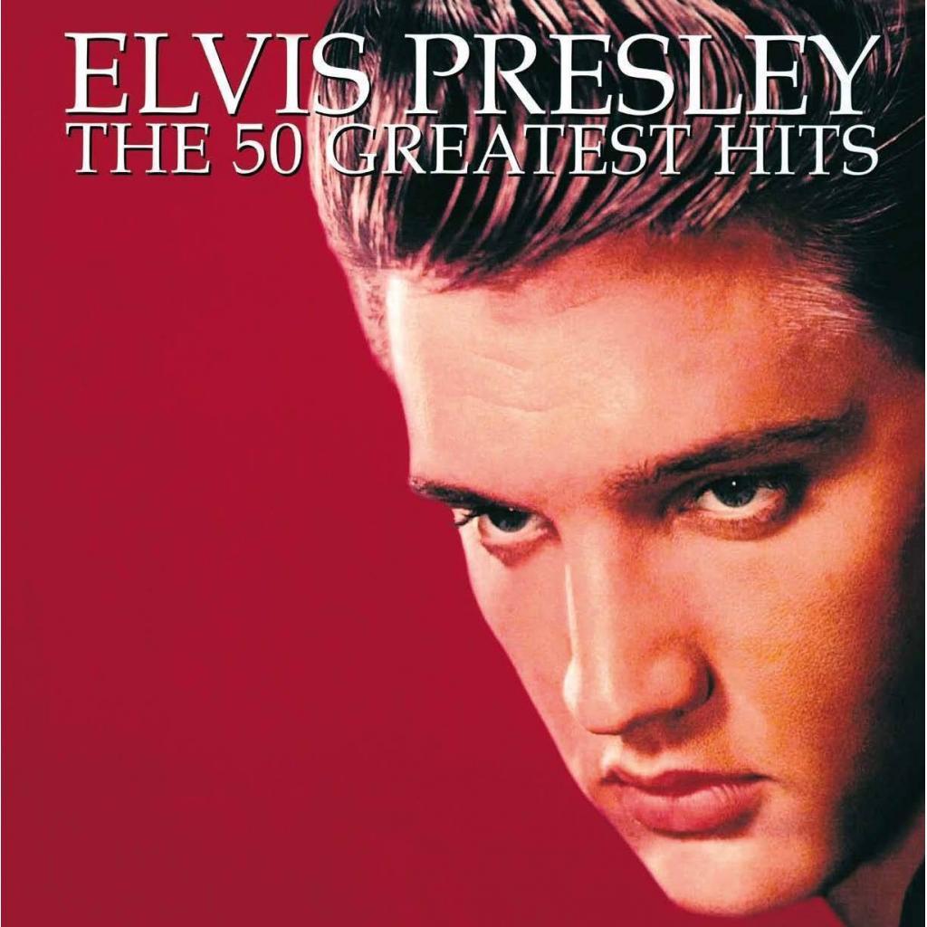 Vinyl Elvis Presley - 50 Greatest Hits, Music on Vinyl, 2010, 3LP, 180g