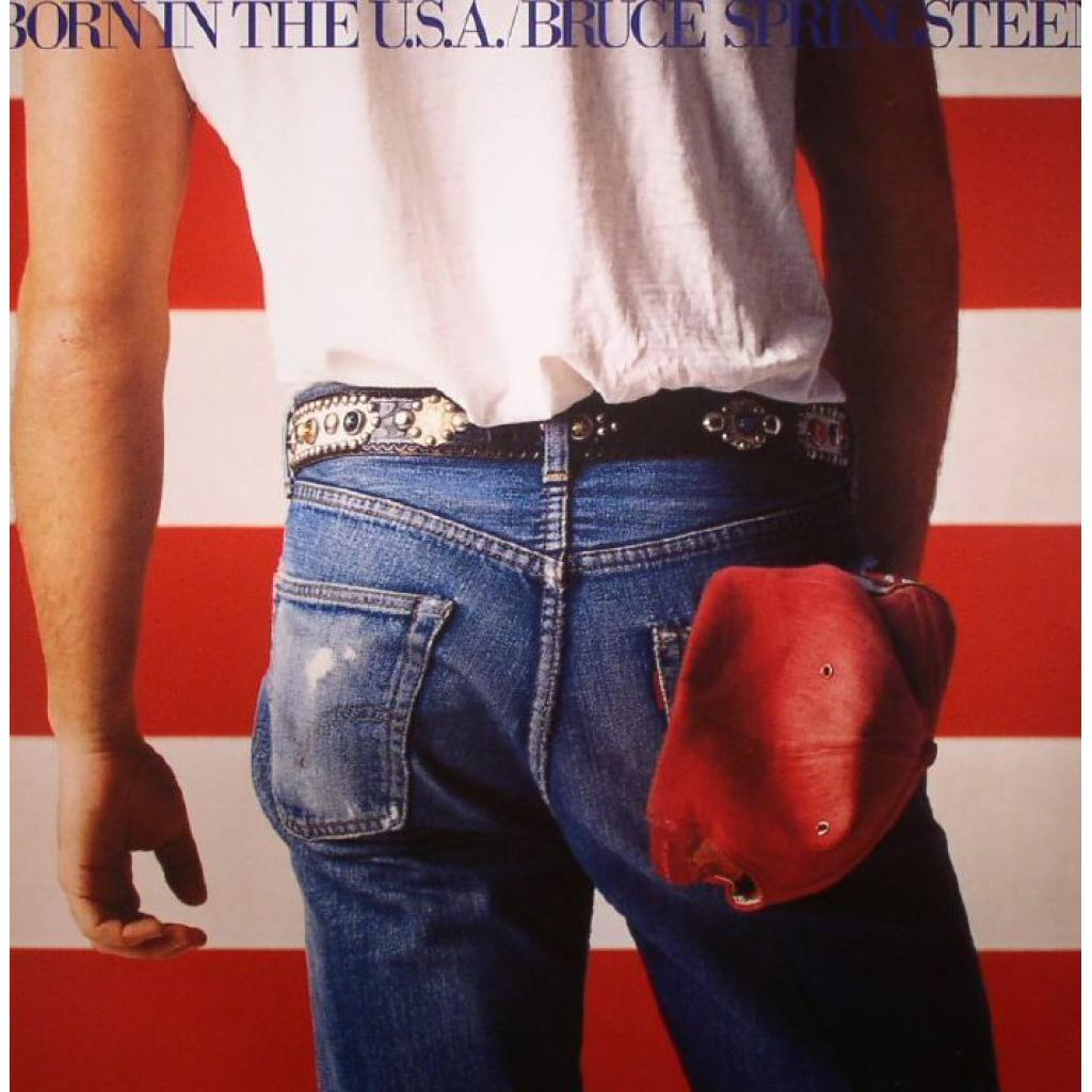 Vinyl Bruce Springsteen - Born in the USA, Columbia, 2015