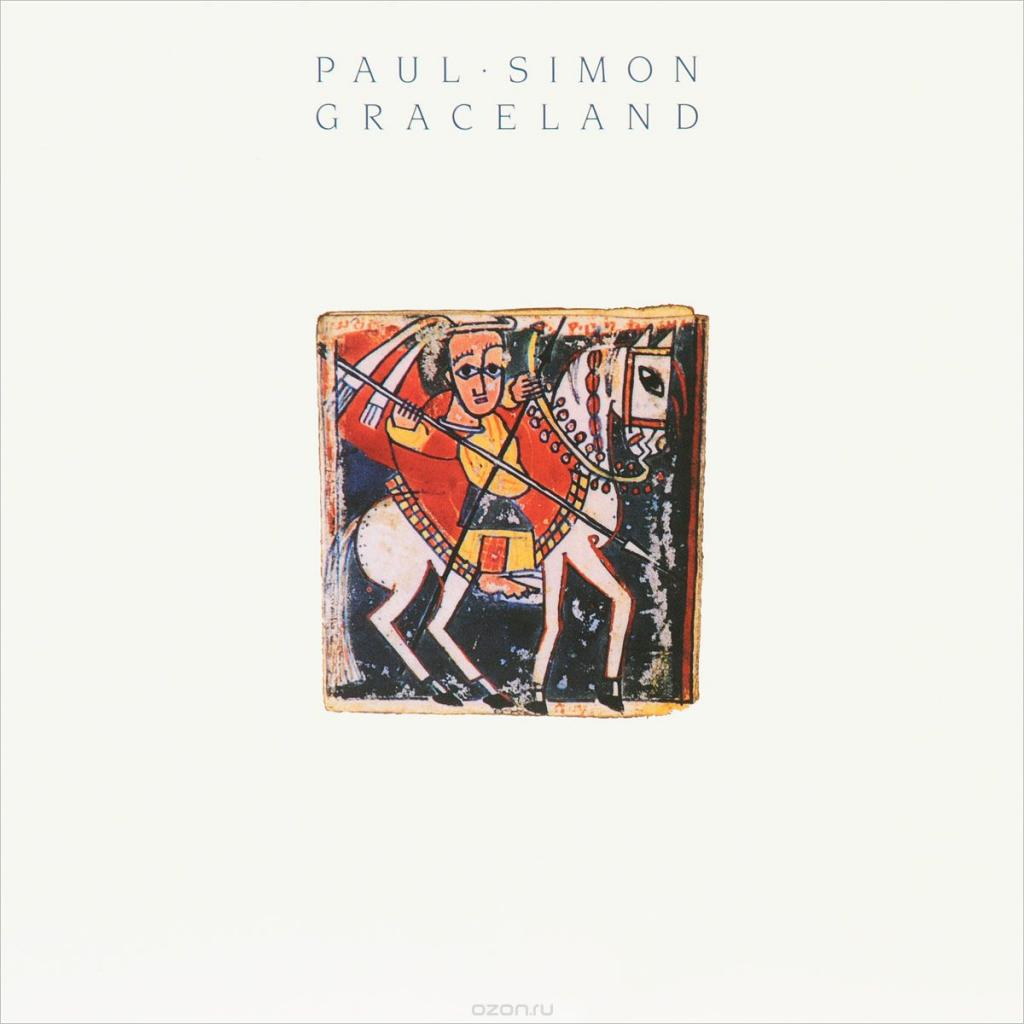 Vinyl Paul Simon - Graceland, Legacy, 2017