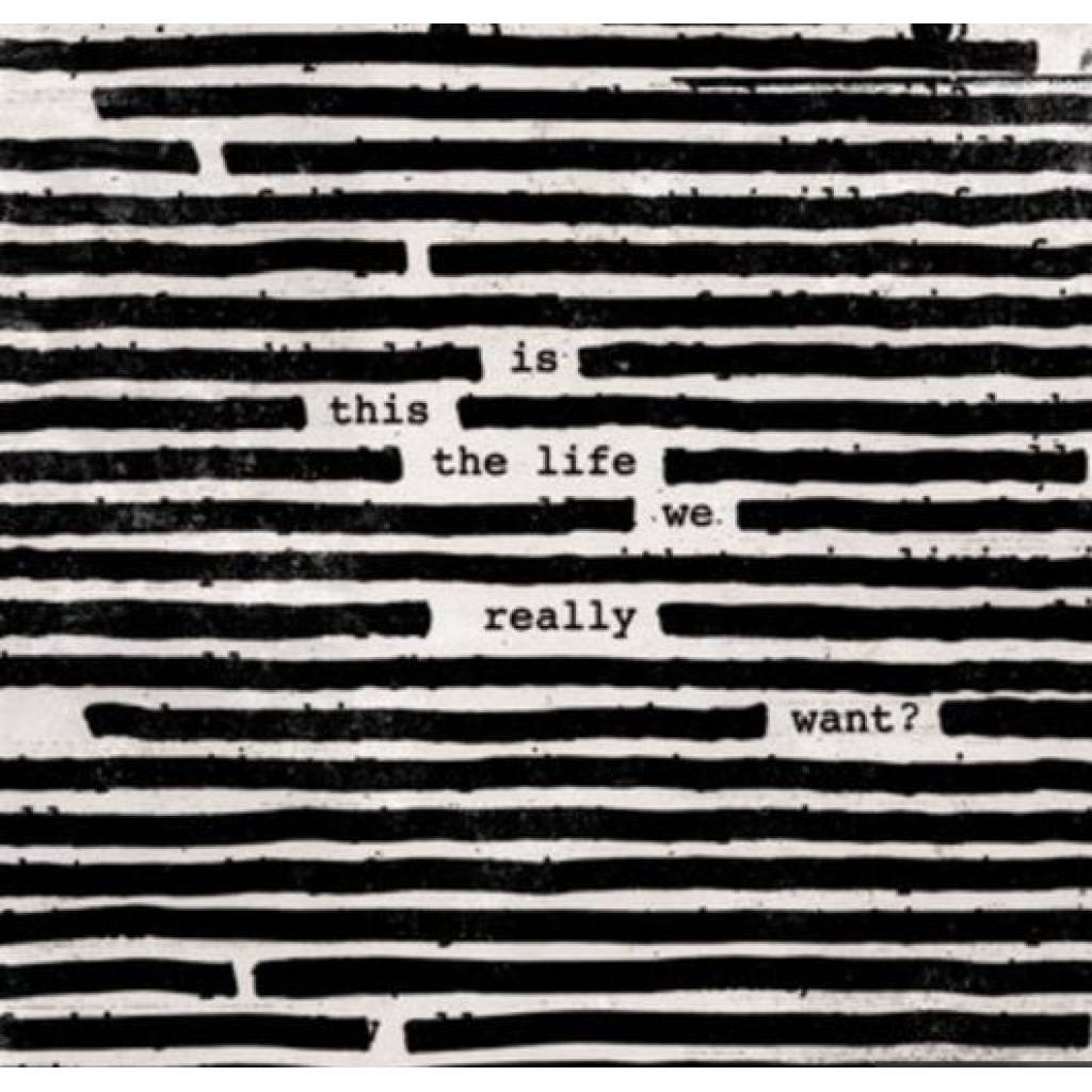 Vinyl Roger Waters - Is This The Life We Really Want?, Columbia, 2017, 2LP, 180g, Gatefold