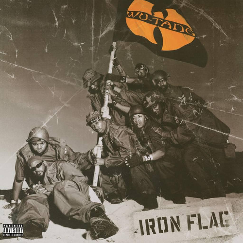 Vinyl Wu Tang Clan – Iron Flag, Columbia, 2017, 2LP