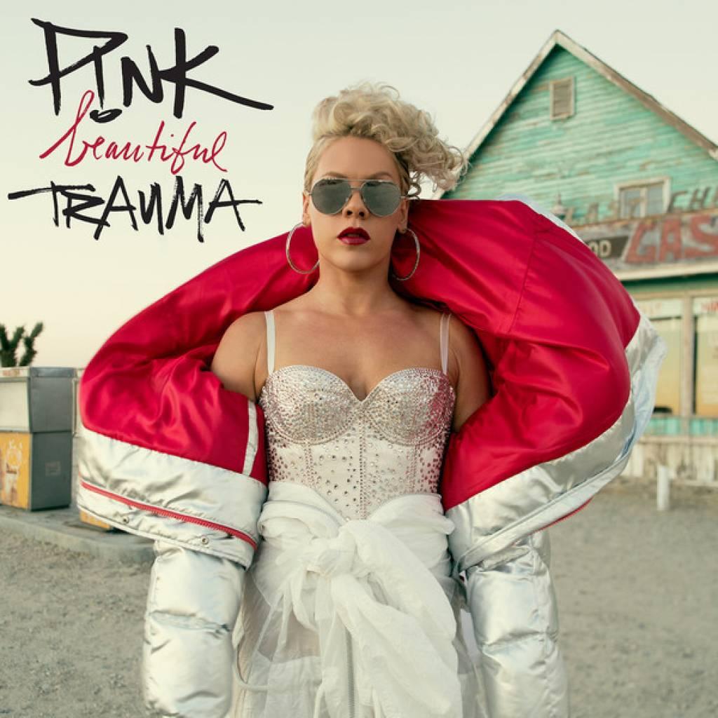 Vinyl Pink – Beautiful Trauma, Sony Music, 2017, 2LP