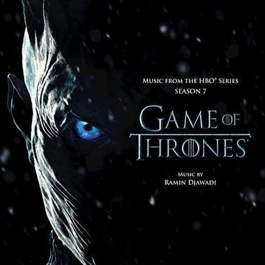 Vinyl Game Of Thrones S7 OST, Sony Classical, 2017, 2LP