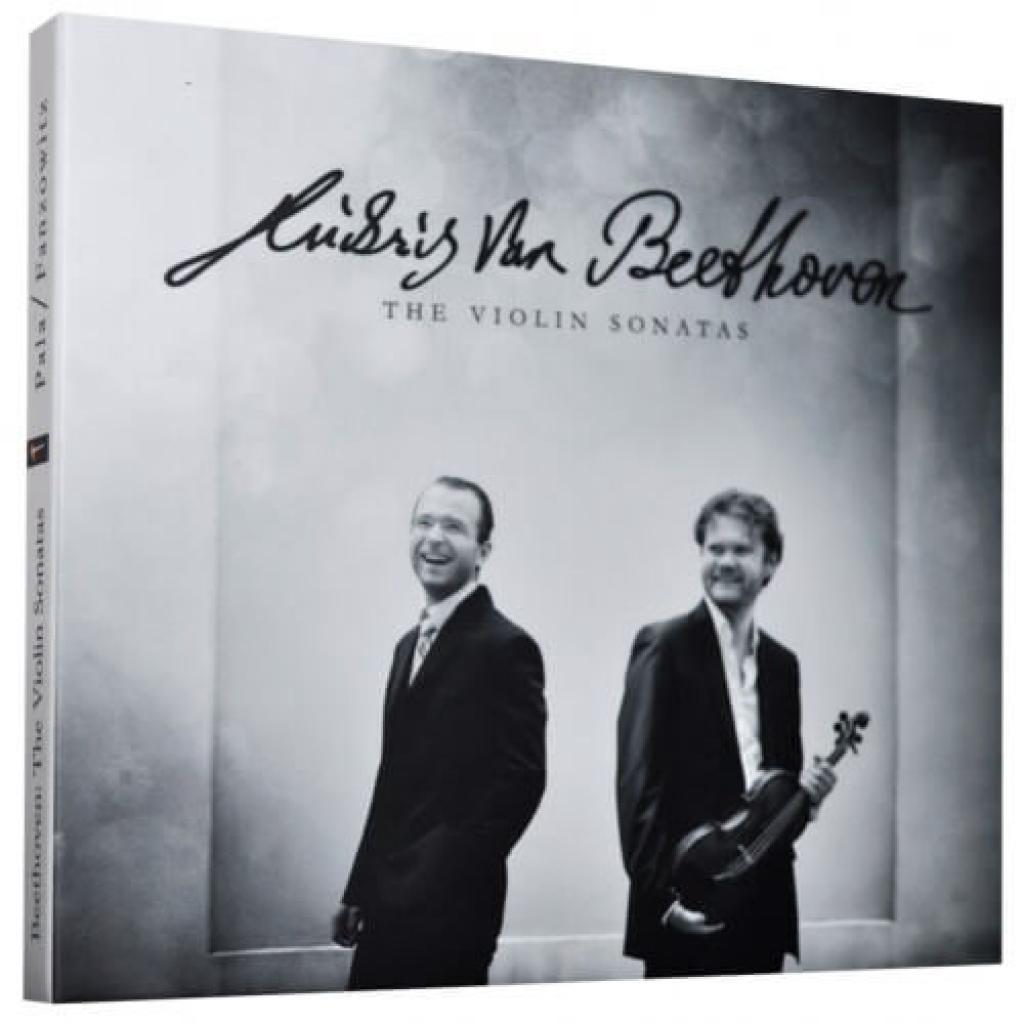 CD/FLAC 5 kanál Beethoven - The Violin Sonatas, 4CD