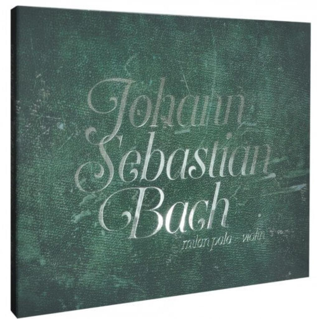 CD/FLAC 5 kanál J. S. Bach - Sonatas and Partitas for Solo Violin, 3CD
