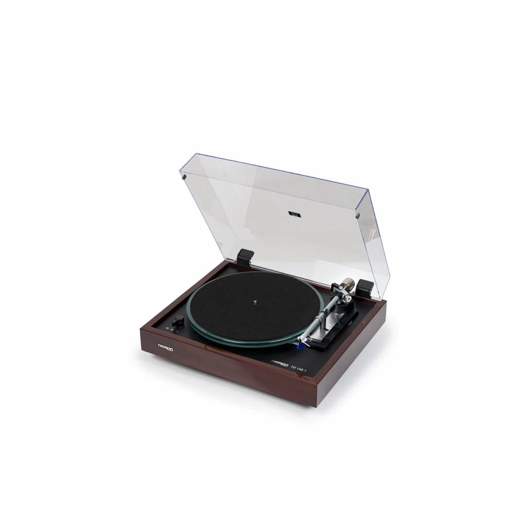 Gramofón Thorens TD 148 A Orech lesklý