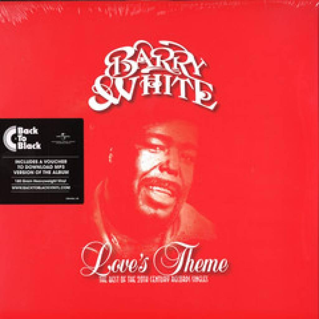 Vinyl Berry White - Love's Theme: the Best of, Universal, 2018, 2LP