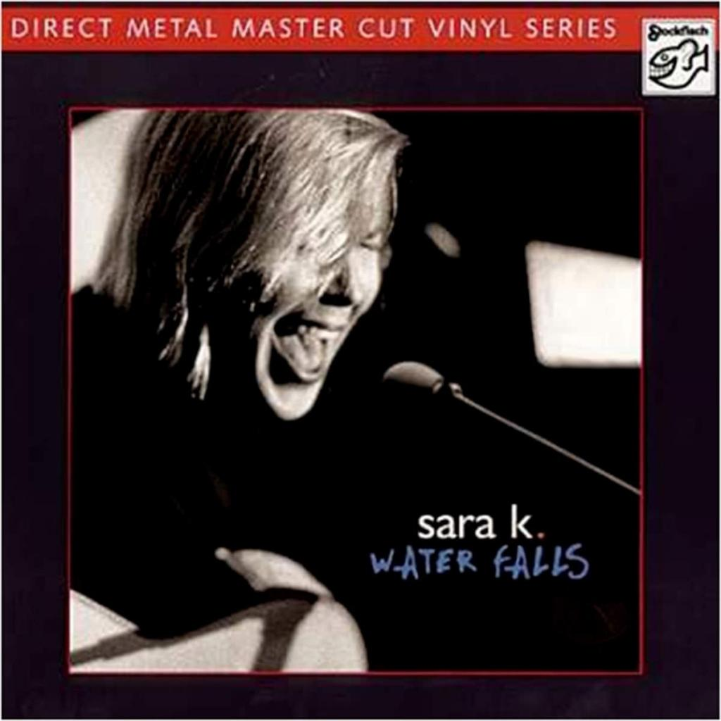 Vinyl Sara K. - Water Falls, Stockholm, 2003, 2LP