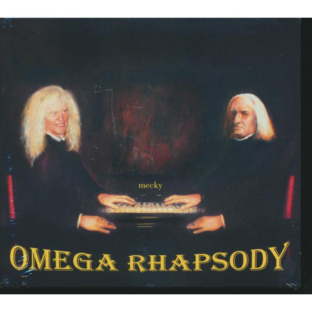 CD Omega - Omega Rhapsody, Edel Records, 2010