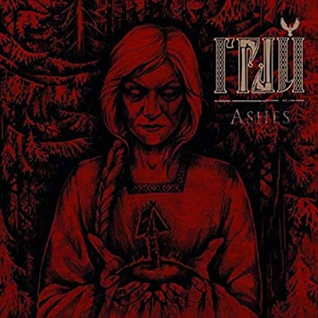 CD Grai – Ashes, Groove Attack, 2019
