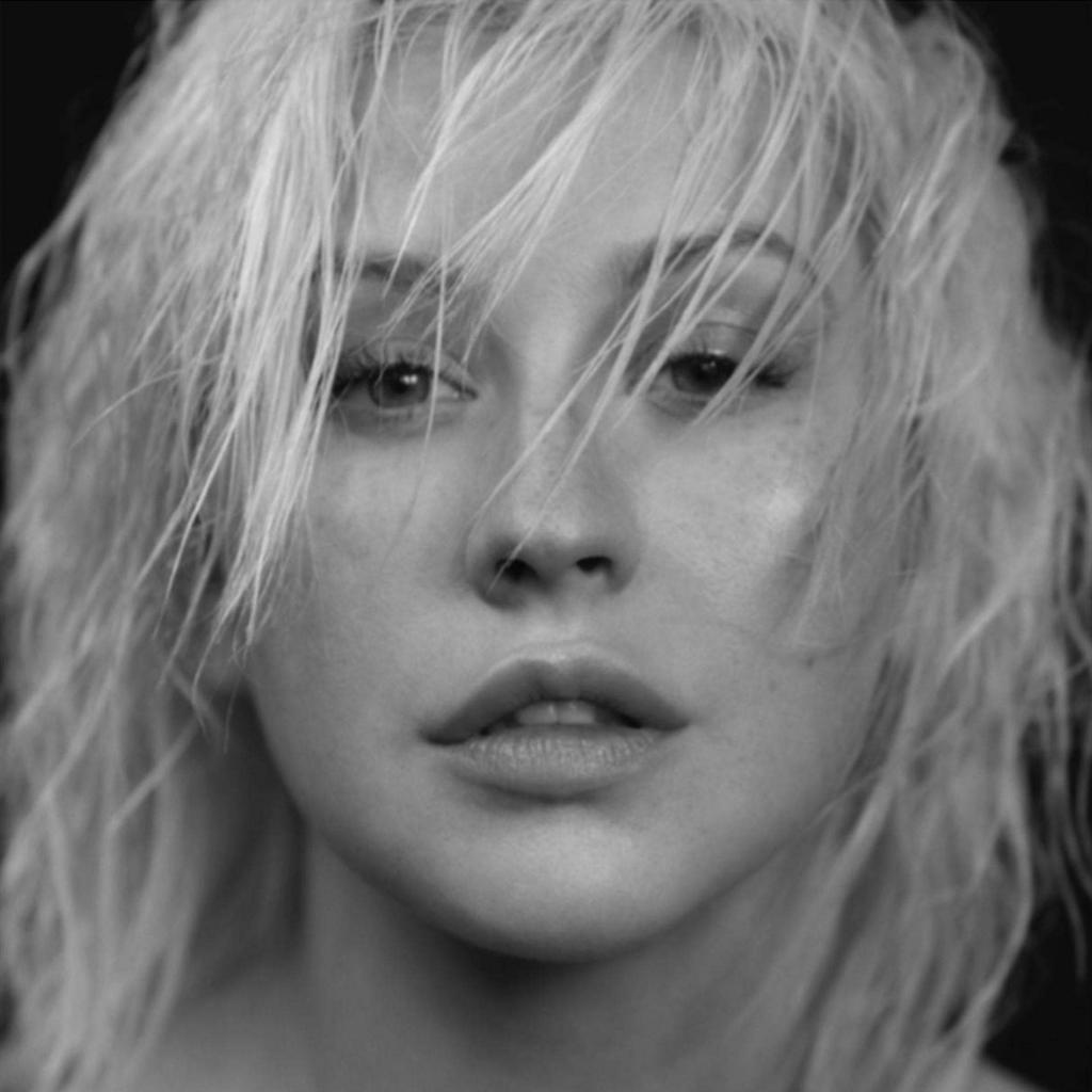CD Christina Aguilera – Liberation, CBS, 2018