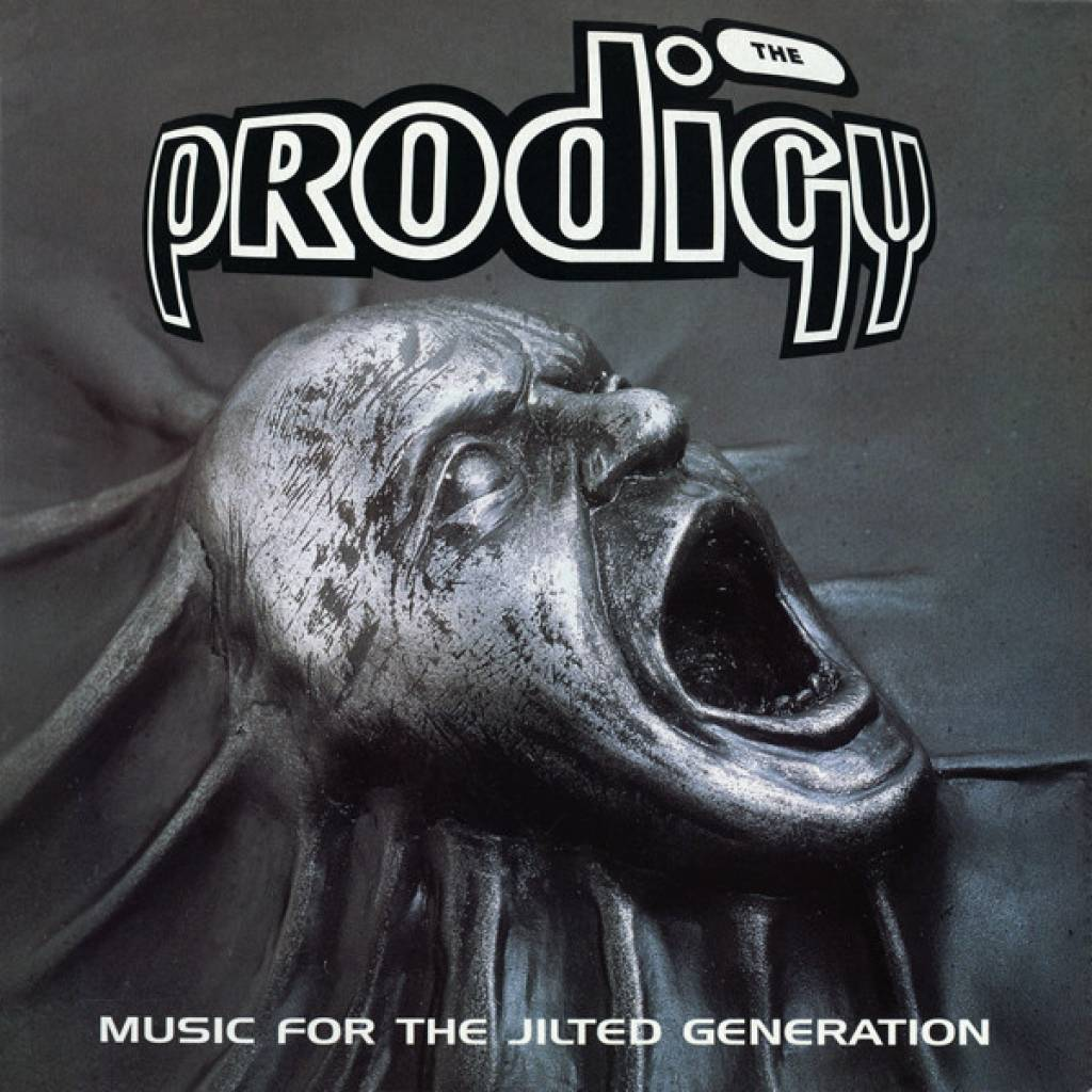 Vinyl Prodigy – Music For The Jilted Generation, XL Recordings, 2008