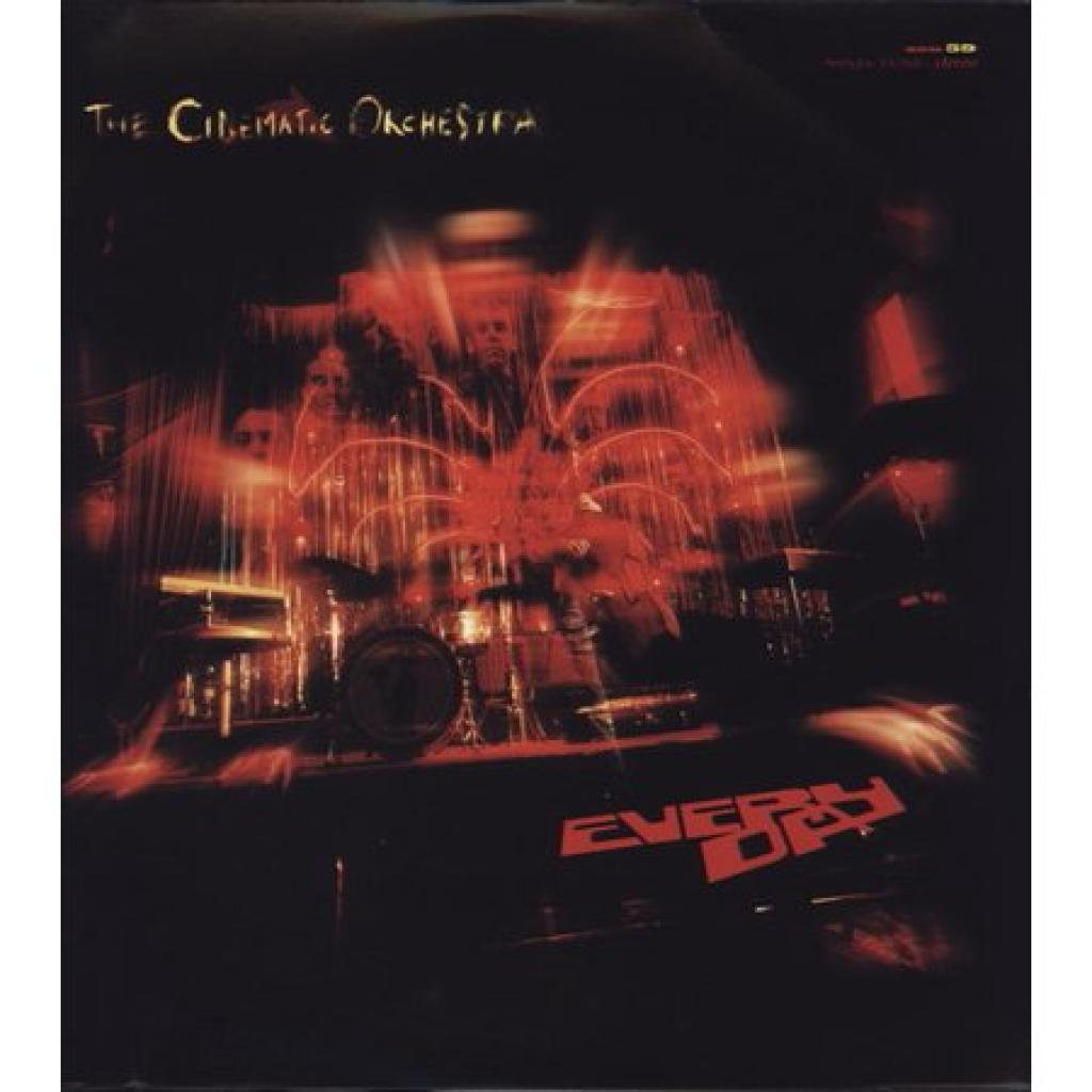 Vinyl Cinematic Orchestra - Everyday, Ninja Tune, 2001