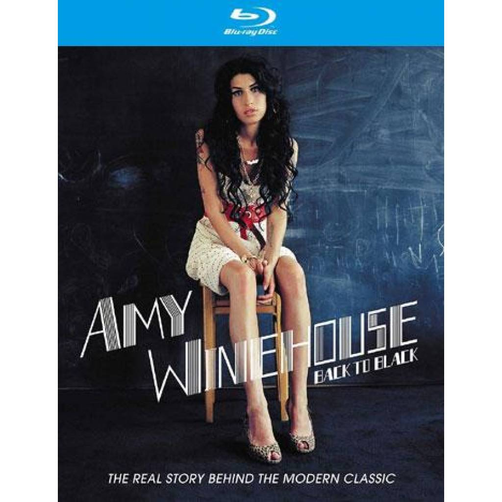 Blu-ray Amy Winehouse - Back to Black, Eagle Rock Entertainment, 2018