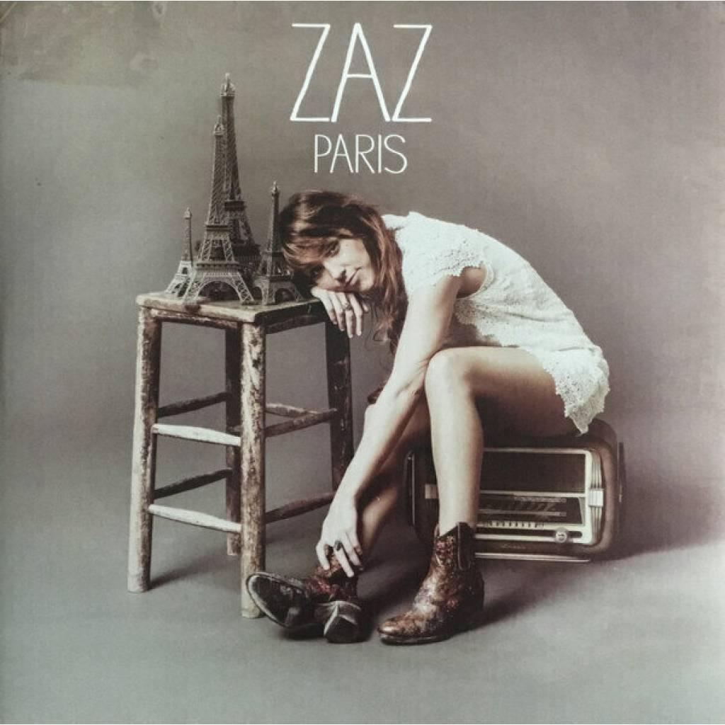 Vinyl Zaz - Paris, Wea, 2018, 2LP